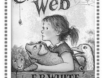 Charlotte's Web Comprehension Booklet