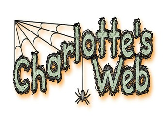 Charlotte's Web Chapter 1 activities