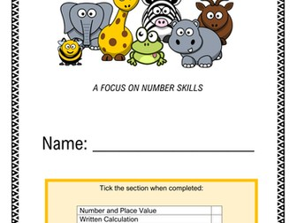 Maths KS2 SATs Revision Pack