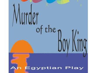 Murder of the Boy King - Play for KS2