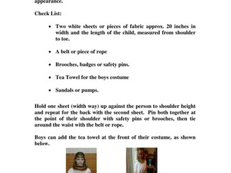 Ancient Egyptian Activity Resource