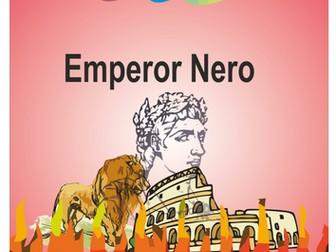 Emperor Nero - History play for primary schools
