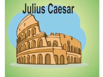 Julius Caesar - History Play for Primary Schools