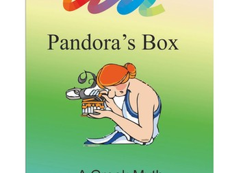 Pandora's Box a Greek Myth  - History play for schools