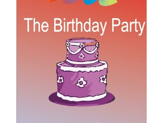 The Birthday Party - A play about Victorian Servants