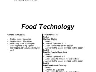Food Exam