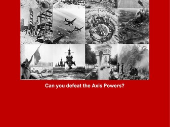 The Ultimate World War Two Decision Making Game