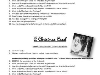 A Christmas Carol Teaching BUNDLE | Teaching Resources