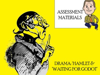 Revision Paper - Drama (Hamlet and Godot)