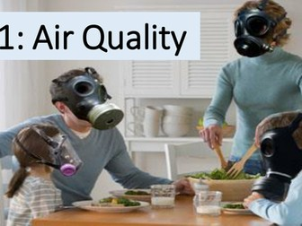 Complete 21st Century Science OCR C1 - Air Quality