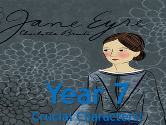 Jane Eyre - Characters