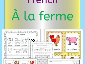 French Farm - A La Ferme
