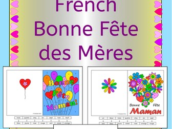 French Mother's Day - Bonne Fete des Meres