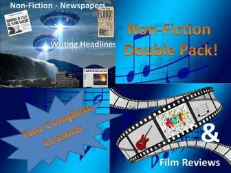 Non-Fiction Double Pack - Film and Music Reviews
