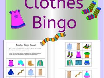 Bingo - Clothes