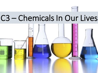 Complete 21st Century OCR C3 - Chemicals In Our Lives