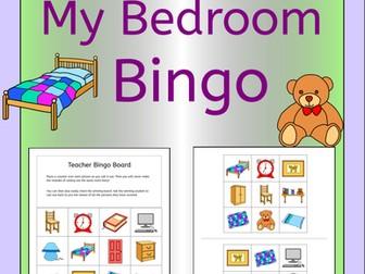 Bingo - My Bedroom