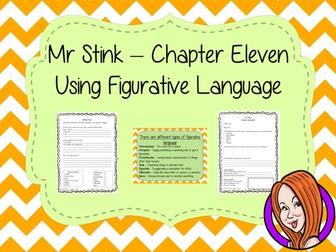 Figurative Language  – Mr Stink