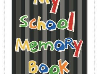 My School Memory Book