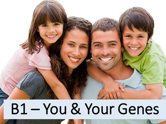 Complete 21st Century OCR B1 - You & Your Genes