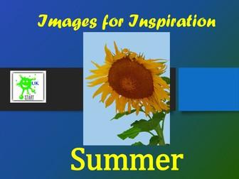 Summer Images for Inspiration