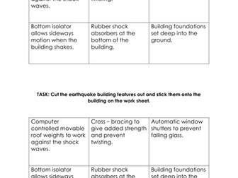 Earthquake Buildings