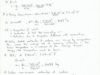 Physics Paper 3 Ib