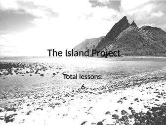 The Island Project creative writing mini-scheme