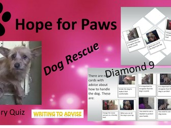 Hope for Paws - Dog Rescue