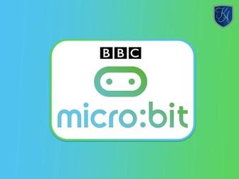 BBC Micro: bit Block Programming Introduction