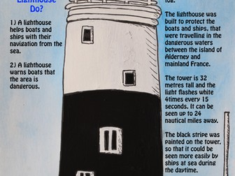 The Lighthouse: What Does a Lighthouse Do?