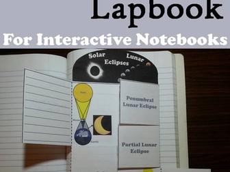 Eclipses Lapbook