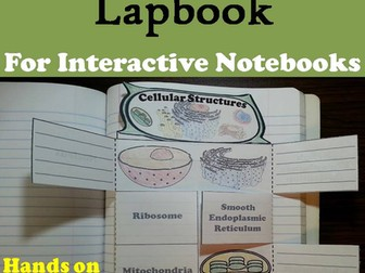 Cell Structures Lapbook