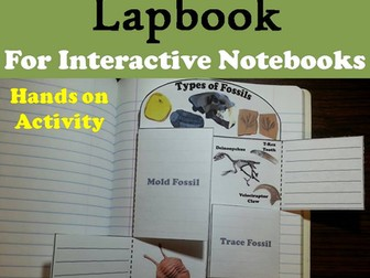 Fossils Lapbook