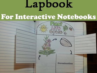 Plant Life Cycle Lapbook
