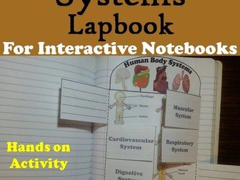 Human Body Systems Lapbook