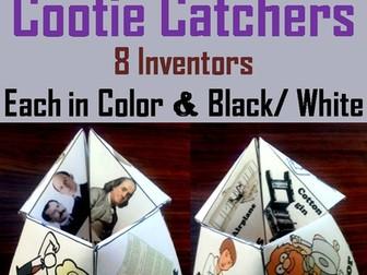 Inventors Cootie Catchers