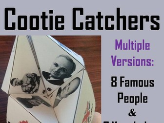 World War II Cootie Catchers