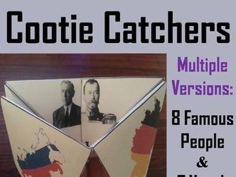 World War I Cootie Catchers