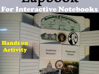 Branches of Government Lapbook