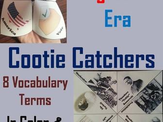 Progressive Era Cootie Catchers
