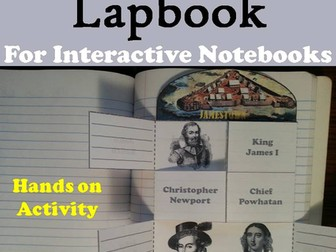 Jamestown Lapbook