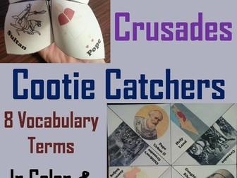 Crusades Cootie Catchers