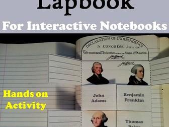 Declaration of Independence Lapbook