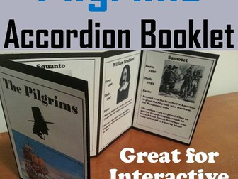 Pilgrims Accordion Booklet