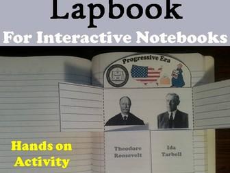 Progressive Era Lapbook