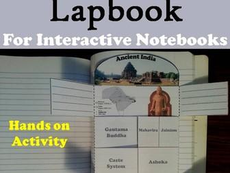 Ancient India Lapbook