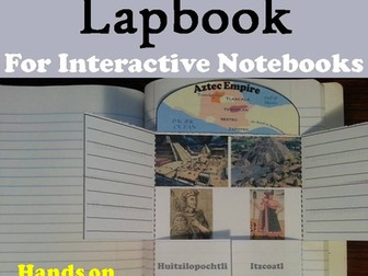 Aztec Empire Lapbook