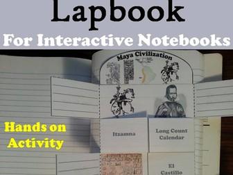 Maya Civilization Lapbook
