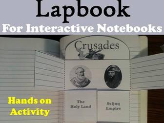 Crusades Lapbook